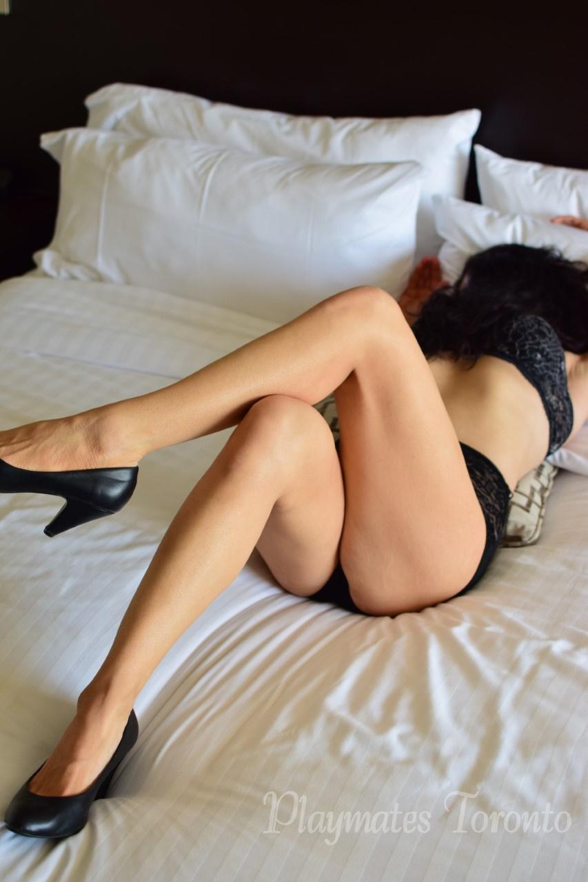 Model in lingerie 14 - Zara